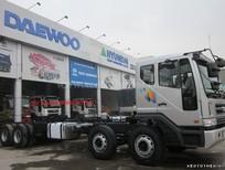 Xe tải Daewoo M9CEF, xe tải 19 tấn Daewoo M9CEF.