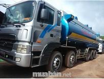 Bán xe tải Daewoo bồn chở nhựa đường P9CVF thể tích bồn lên đến 18 tấn