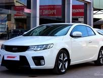Cần bán lại xe Kia Forte Koup 2010, màu trắng, nhập khẩu giá cạnh tranh