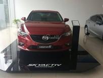 Bán Mazda 6 2.0 AT 2016 - Showrom Mazda Vũng Tàu giá tốt nhất - Hotline 090 123 64 84
