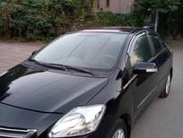 Cần bán xe Toyota Vios E đời 2010, màu đen, như mới