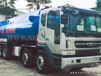 Daewoo P9CVF chở xăng dầu tải trọng 18,5 tấn