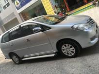 Cần sang nhượng xe Toyota Innova G 2009, màu bạc