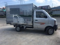 Cần bán xe tải Dongben DB1021 thùng kín 770kg 2016, màu trắng