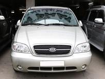 Cần bán Kia Carnival đời 2009, màu bạc, nhập khẩu nguyên chiếc, số tự động