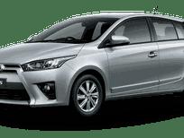 Giá xe Toyota Yaris 2017 E màu Trắng - Giao tháng 1/2017