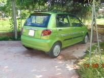 Cần bán Daewoo Matiz SE đời 2005, màu xanh lục, nhập khẩu chính hãng, xe gia đình