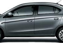 Bán xe Mitsubishi Attrage đời 2016, màu xám, xe nhập