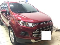 Bán ô tô Ford EcoSport Trend 1.5 MT 2015, màu đỏ, giá tốt