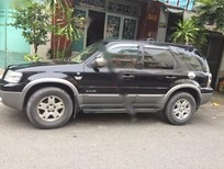 Bán xe cũ Ford Escape 2.3L đời 2005, màu đen, xe nhập, 333tr