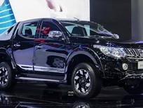 Xe Pickup Triton 1 cầu số tự động, xe Triton nhập khẩu 1 cầu máy dầu