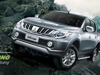 Xe Triton số sàn 1 cầu, xe nhập khẩu, bán xe Pickup Triton giá tốt nhất Đà Nẵng