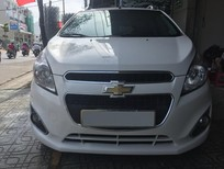 Chevrolet Spark LTZ 2015 số tự động, màu trắng