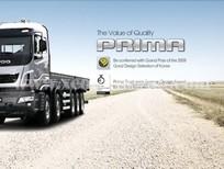 Tổng công ty bán xe đầu kéo Daewoo 340 V3TEF 45 tấn 2 cầu