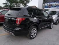 Bán Ford Explorer 2.3 limited 2016, màu đen giao trước tết