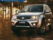 Suzuki Grand Vitara 2016, 2 cầu, nhập khẩu nguyên chiếc từ Nhật Bản