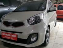 Cần bán lại xe Kia Morning 2011, màu kem (be), nhập khẩu nguyên chiếc