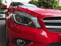 Xe Mercedes A200 năm 2013, màu đỏ, nhập khẩu số tự động