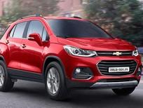 Cần bán Chevrolet Trax đời 2017, màu đỏ, nhập khẩu, 759 triệu