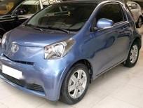 Bán Toyota IQ AT đời 2010, màu xanh lam, xe nhập