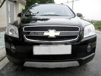 Cần bán lại xe Chevrolet Captiva LT đời 2008, màu đen giá cạnh tranh