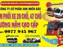 Chuyên bán Universe Mini K29 Máy Hino 245 cao cấp model 2017 cao cấp