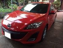 Cần bán Mazda 3 1.6AT, màu đỏ, xe nhập khẩu