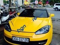 Bán Hyundai Tuscani GTS 2.0 đời 2007, màu vàng