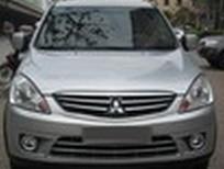 Cần bán lại xe Mitsubishi Zinger 2009, màu bạc