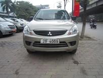 Cần bán gấp Mitsubishi Zinger 2010, màu vàng