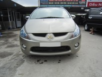 Cần bán gấp Mitsubishi Grandis 2009, màu vàng