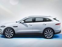 Jaguar F-Pace V6 3.0L Full Option 2017 đủ màu giao ngay