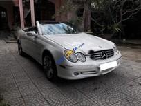 Bán Mercedes CLK 320 AMG đời 2005, màu trắng, nhập khẩu nguyên chiếc số tự động, giá tốt