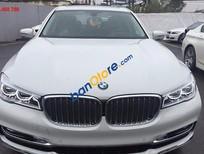 BMW Đà Nẵng cần bán xe BMW 7 Series 740Li Luxury sản xuất 2016, màu trắng