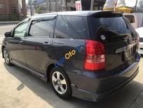 Bán ô tô Toyota Wish G đời 2003, màu xám (ghi), nhập khẩu, 7 chỗ biển số Lào
