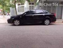 Xe Daewoo Lacetti lx 2009, màu đen, giá 275tr