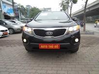 Cần bán xe Kia Sorento 2010, màu đen, nhập khẩu nguyên chiếc