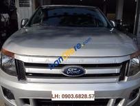 Cần bán xe cũ Ford Ranger XLS AT đời 2014, màu bạc, nhập khẩu