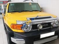 Bán ô tô Toyota Fj cruiser 4.0L AT 2007, màu vàng, nhập khẩu chính hãng