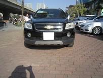 Cần bán lại xe Chevrolet Captiva 2008, màu đen