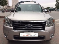 Xe Ford Everest Limited 2.5AT 2009