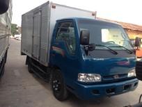 Bán Xe tải  2,4 tấn K165S đời 2017, màu xanh lam, giá 363tr