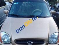 Bán xe Hyundai Atos đời 2002, màu vàng