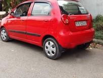Cần bán Chevrolet Spark Van sản xuất 2008, màu đỏ