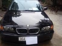 Gia đình tôi cần bán xe BMW 318i, xe chạy rất ít