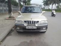 Bán xe cũ Ssangyong Musso đời 2003 còn mới, giá tốt