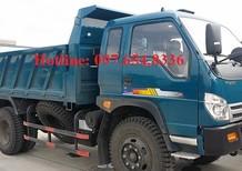 Xe tải ben 5 tấn Trường Hải, Xe ben FLD490C nâng tải 5 tấn MỚI