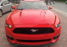 Bán Ford Mustang EcoBoost - 2015 ful option, màu đỏ, xe nhập nguyên chiếc