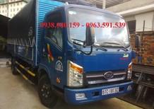 Xe tải Veam 2 tấn vào thành phố, xe tải Veam 2 tấn thùng dài 6.2 mét