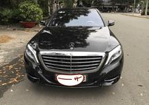 Cần bán gấp Mercedes S500 đời 2013, màu đen, nhập khẩu nguyên chiếc